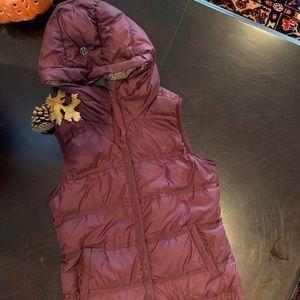 Lululemon Hooded Vest
